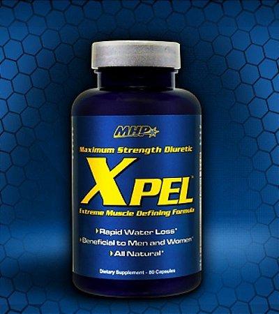 XPEL MHP - Poderoso diurético natural - MHP -  80 CÁPSULAS