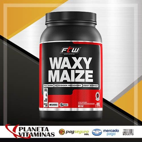 Waxy Maize Fitoway FTW - 900g