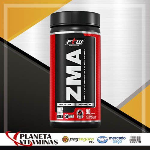 ZMA Fitoway FTW - 90 CÁPS