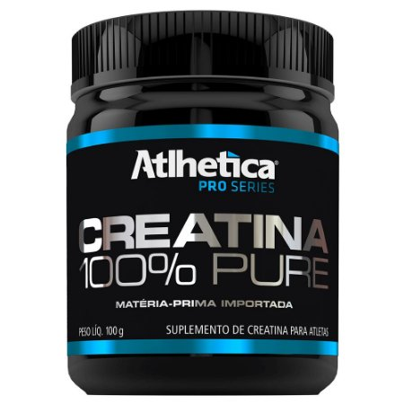 Creatina Pro Series 100% Pure 100 g - Atlhetica Nutrition