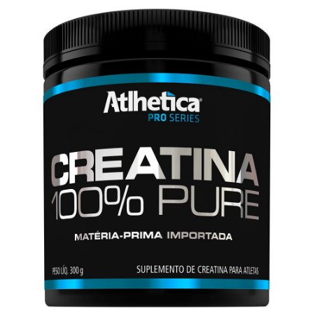 Creatina Pro Series 100% Pure 300 g - Atlhetica Nutrition