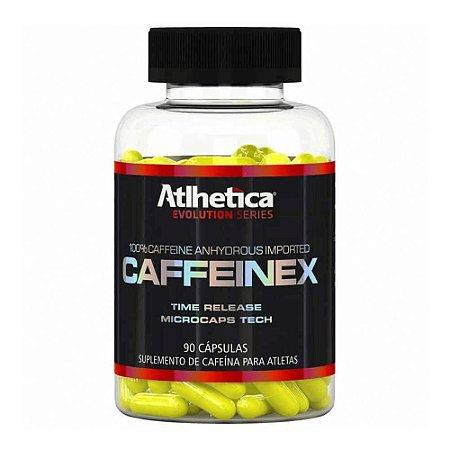 Caffeinex Athletica Nutrition – 90 Cápsulas