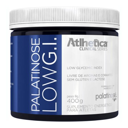 Palatinose Low G.I 400g- Atlhetica Nutrition