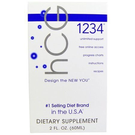dieta hcg 1234 funciona