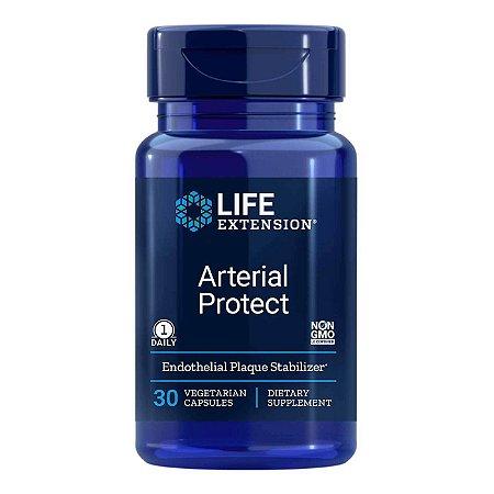 Arterial Protect - 30 cápsulas vegetarianas -Life Extension (Envio Internacional 10-20 FRETE GRÁTIS)