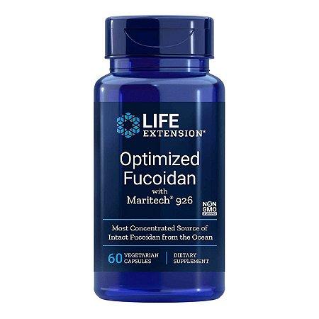Fucoidan otimizado  com Maritech 926 - 60 cápsulas vegetais - Life Extension (Envio Internacional 10-20 FRETE GRÁTIS)