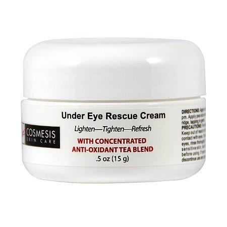Creme de resgate sob os olhos - 15 g (0,5 oz) -Life Extension  (Envio Internacional 10-20 FRETE GRÁTIS)