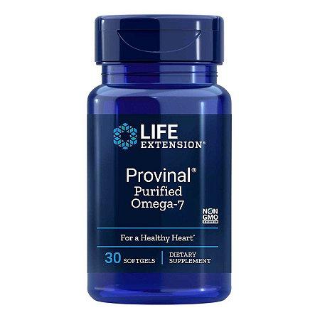 Provinal Purified Omega-7 420 mg - 30 cápsulas - Life Extension   (Envio Internacional 10-20 FRETE GRÁTIS)
