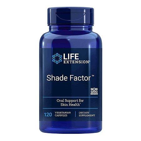 Shade Factor - 120 Cápsulas Vegetarianas - Life Extension   (Envio Internacional 10-20 FRETE GRÁTIS)
