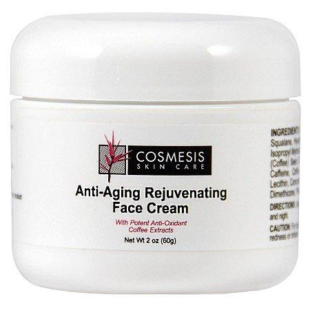 Creme de Rosto Rejuvenescedor Anti-Envelhecimento - 2 oz (60 g) - Life Extension   (Envio Internacional 10-20 FRETE GRÁTIS)