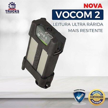 Volvo Vocom II Original Nova Versão Interface Volvo