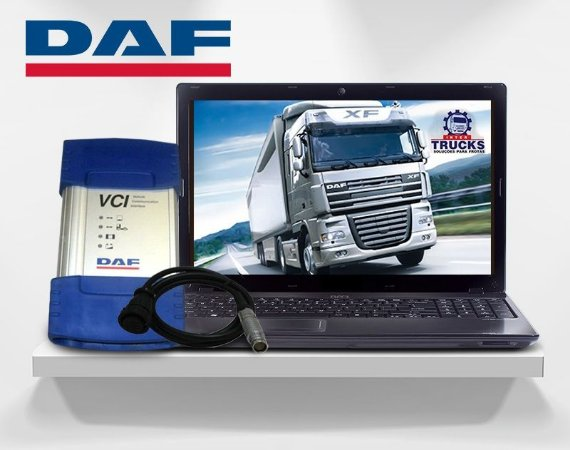 INTERFACE DIAGNÓSTICO  DAF