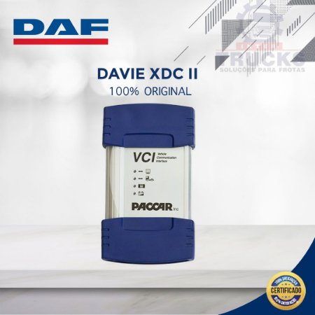 INTERFACE DAF - DAVIE XDC II
