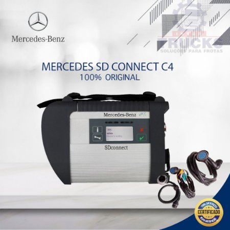 INTERFACE MERCEDES SD CONNECT C4