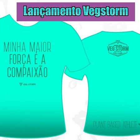 Camiseta Verde Compaixão