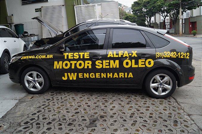Alfa-X Condicionador de Metais por R$79,80 - 06 unidades PROMOCIONAIS