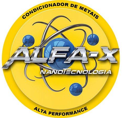 Alfa-X Condicionador de Metais  + Alfa-X Moto 30ml por 120,00