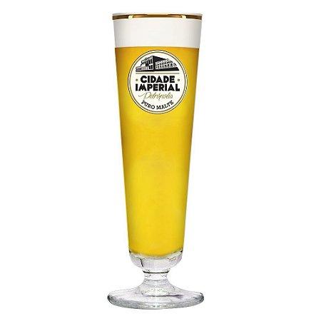 Taça de Cristal Gourmet 250ml - Cidade Imperial