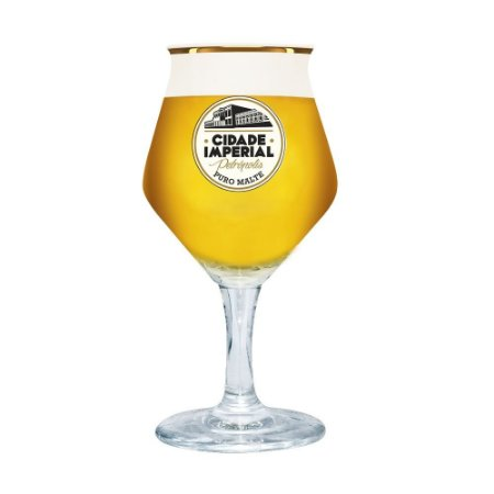 Taça de Cristal Beer Sommelier 430ml - Cidade Imperial