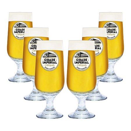 Conjunto com 6 Taças Barcelona 300ml - Cidade Imperial - Loja Cidade ... fe68f32587784