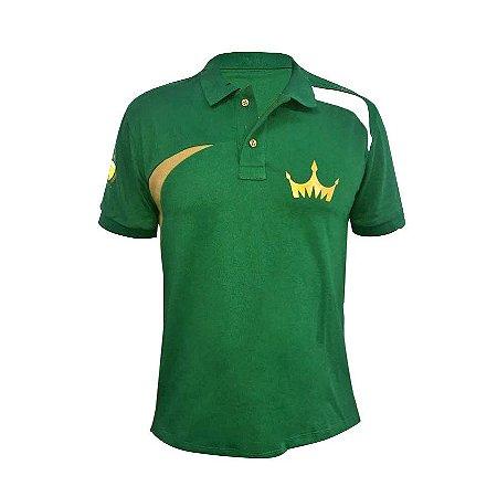 Camiseta MASCULINA Polo Império Lager com Detalhes