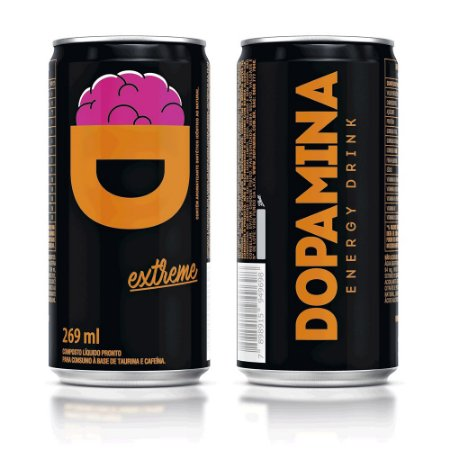 Dopamina Extreme Energy Drink 269ml