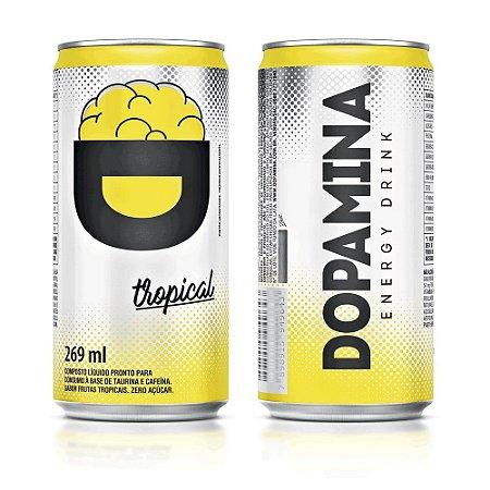 Dopamina Energy Drink 269ml - Tropical