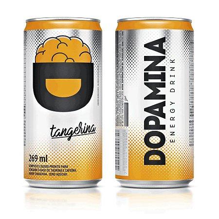 Dopamina Energy Drink 269ml - Tangerina