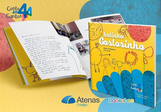 Bolinho Gostosinho - Maternal 2 - Profª Adriana - Colégio Atenas - 2018