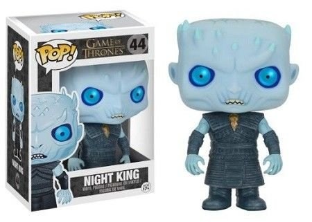 Bonecos Funko Pop Brasil - Game of Thrones - Night King