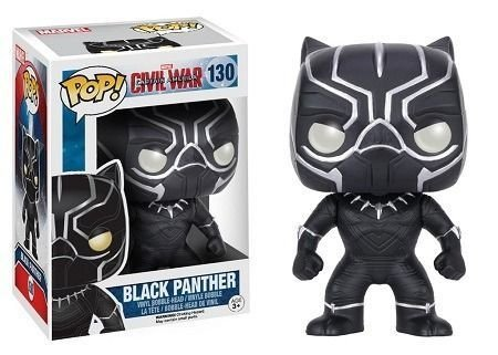 Funko Pop! Marvel - Black Panther