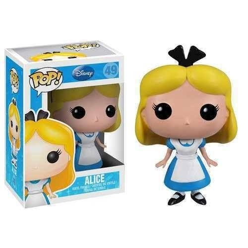 Bonecos Funko Pop Brasil - Disney - Alice in Wonderland