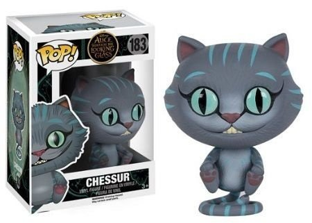 Bonecos Funko Pop Brasil - Alice Through the Looking Glass - Chessur Cat
