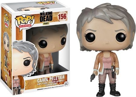Bonecos Funko Pop Brasil - The Walking Dead - Carol