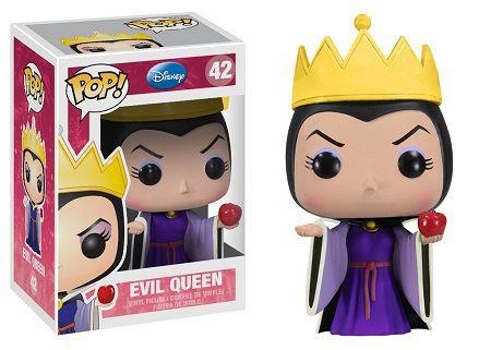 Bonecos Funko Pop Brasil - Disney - Evil Queen