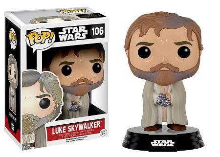 Bonecos Funko Pop Brasil - Star Wars - Luke Skywalker