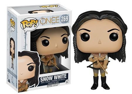 Bonecos Funko Pop Brasil - Once Upon A Time - Snow White