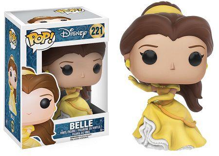 Bonecos Funko Pop Brasil - Disney - Princess - Belle