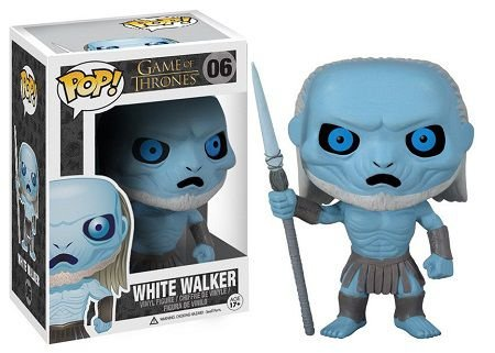 Bonecos Funko Pop Brasil - Game of Thrones - White Walker