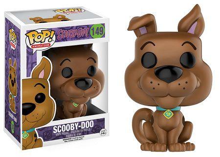 Bonecos Funko Pop Brasil - Scooby Doo
