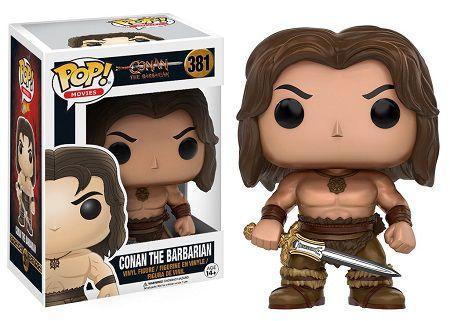 Bonecos Funko Pop Brasil - Conan the Barbarian