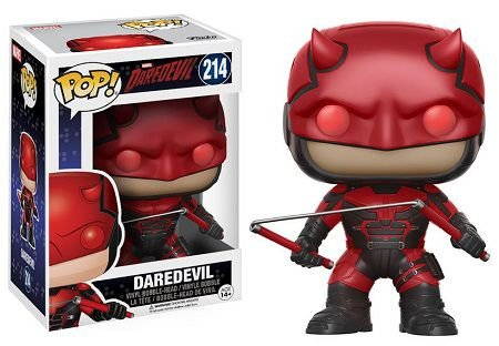 Bonecos Funko Pop Brasil - Marvel - Daredevil - Final Suit