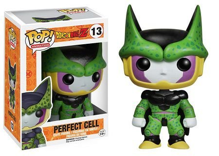 Bonecos Funko Pop Brasil - Dragonball Z - Perfect Cell
