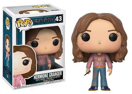 Bonecos Funko Pop Brasil - Harry Potter - Hermione Granger Time Turner