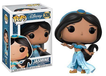 Bonecos Funko Pop Brasil - Disney - Jasmine 326