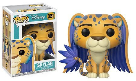 Bonecos Funko Pop Brasil - Disney - Elena of Avalor - Skylar