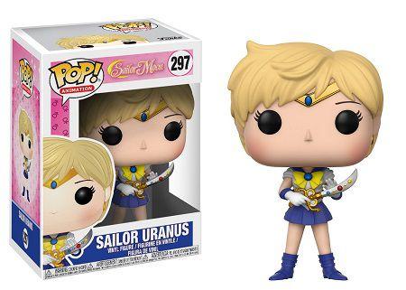 Bonecos Funko Pop Brasil - Sailor Moon - Uranus