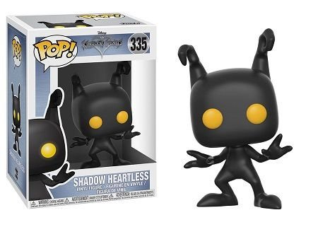Bonecos Funko Pop Brasil - Kingdom Hearts - Heartless