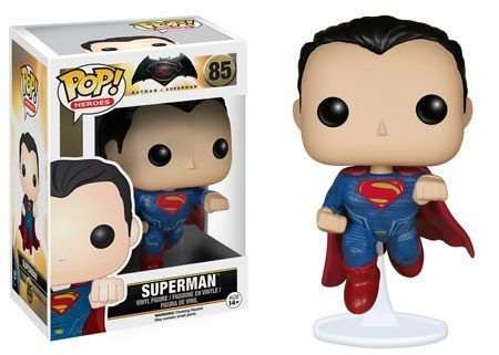 Bonecos Funko Pop Brasil - DC Comics - Superman
