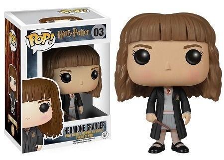 Bonecos Funko Pop Brasil - Harry Potter - Hermione Granger
